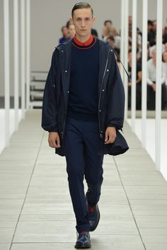 Spring 2013 Menswear  Dior Homme