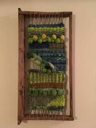 Imagen relacionada Scarf Packaging, Contemporary Carpet, Weaving Art, Woven Wall Hanging, Sewing Basics, Creative Thinking, Sewing Techniques, Linen Bedding, Handicraft
