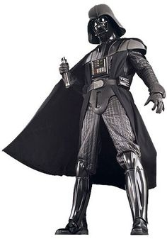 Authentic Darth Vader Costume in Halloween Costumes for Adults - #2013 #halloween #costumes #adults #mens http://www.riocodes.com/halloweencostumes-coupons.html
