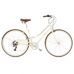 Electra Premium Retro Bike Loft 7D Ladies Crème