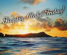 Aloha Friday, Waves, Happy, Outdoor, Outdoors, Ser Feliz, Ocean Waves, Outdoor Games, The Great Outdoors