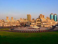 Blue Souk of Sharjah