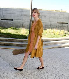 taylor is an undercover grandma, but so am I and I love this outfit