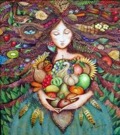 Lammas is celebrated before harvest time, and traditionally honors the very first signs of autumn, which also focuses on the time of the year when the corns and grain—such as barley, whet and oat—ripen.