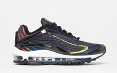 The best way to get the latest sneakers available at your favorite retailers. Discount Shoes Online, Air Max Sneakers, Sneakers Nike, Latest Sneakers, Nike Air Max, Navy, Black, Fashion, Nike Tennis