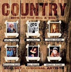 Various Artists - Country Hits Of The 80's & 90's [Cd]