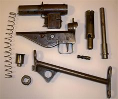 Sten MKII Parts Kit With Barrel