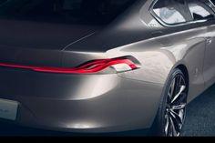 The BMW Pininfarina Gran Lusso Coupé