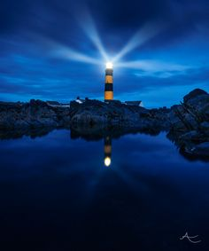 St. Johns Point Lighthouse by Alan Owens on 500px