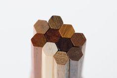 """wood pencils -BOSCO"""