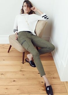 madewell backless loafers
