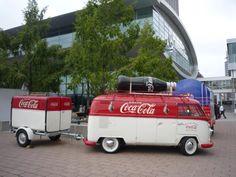 Coca-cola Van....I sooooooo want this Van ! I could have a garage full of coca ~cola vehicals