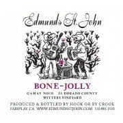 Edmunds St. John Bone-Jolly Gamay Noir 2009. Had at Torrisi.