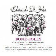 Edmunds St. John Bone-Jolly Gamay Noir 2009. Had at Torrisi.