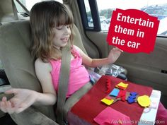 25+ tips for car trips with young kids | Adventures in MommydomAdventures