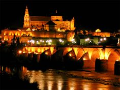 Mosque of Cordoba: Beautiful Architecture Beautiful Architecture, Beautiful Buildings, Beautiful Places, The Places Youll Go, Places To See, Cordoba Andalucia, Spanish Holidays, Places In Spain, Destinations