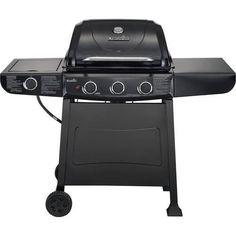 Char-Grill 3-Burner 36000BTU Gas Grill