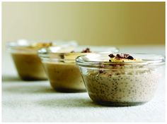 Matthew Kenney's Raw Express - Banana Chia Pudding    It is a staple in our home.