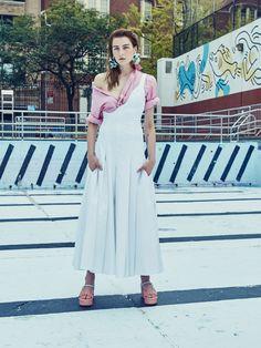 Rosie Assoulin Spring 2016 Ready-to-Wear Fashion Show