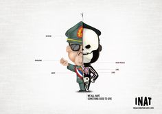 Awesome campaign by INAT about Organ Donation