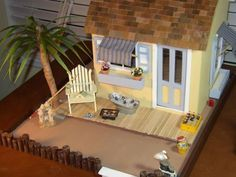Primrose Cottage - The Primrose - Gallery - The Greenleaf Miniature Community