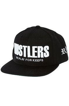 Hustlers Snapback (black)