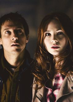 Rory/Amy Pond