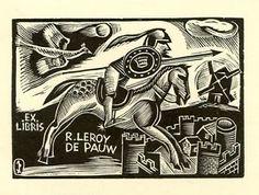 Don Quijote, Quijote, Quichotte Ex Libris Ex Libris John Dix