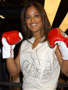 Laila Ali's Fitness Tips-- Every little bit counts!