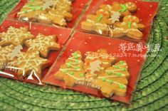 The gingerbread man——Christmas cookies