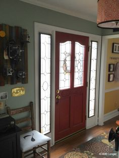 stained front doors - Google Search