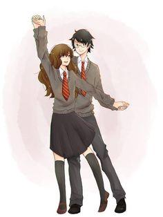 Harmony Harry Potter, Harry Potter Feels, Harry Potter Ships, Harry Potter Images, Harry James Potter, Harry Potter Anime, Harry Potter Quotes, Harry Potter Fan Art, Harry Potter Fandom