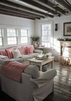 Vintage Living Room Design