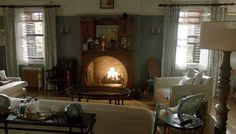 """Victorian House on """"Witches of East End"""" 