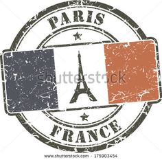 Find Parisfrance Grunge Stamp Eiffel Tower stock images in HD and millions of other royalty-free stock photos, illustrations and vectors in the Shutterstock collection. Eiffel Tower Drawing, Vintage Hotels, Paris Images, Image Fun, Freebies, Atc Cards, Europe Photos, Custom Stamps, Travel Scrapbook