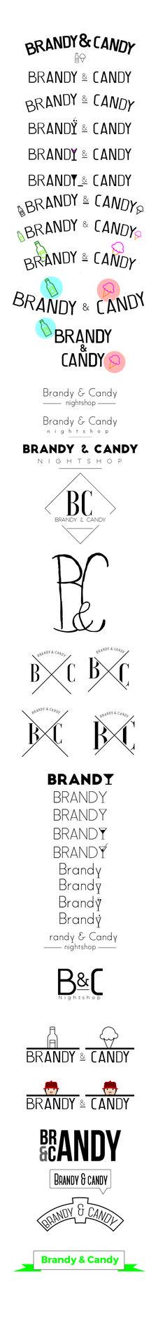 Gedigitaliseerde schetsen logo