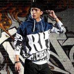 Hip hop mens zip up hoodies for men plus size letters fleece sweatshirts Mens Zip Up Hoodies, Plus Size Hoodies, Winter Hoodies, Hip Hop Fashion, Adidas Jacket, Zip Ups, Winter Jackets, Graphic Sweatshirt, Sweater