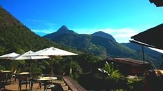 Petropolis, Rio de Janeiro, Brasil. #serra #mountains #winter #landscape