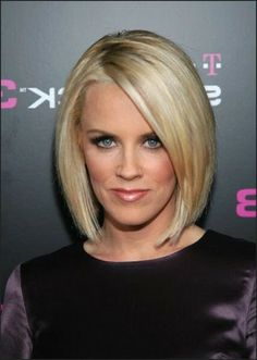 short bobs on oval faces - Google Search