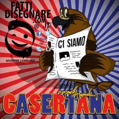 #Casertana #Calcio #RossoBlu #Caserta #CE #LegaPro #fattidisegnare #GiuseppeLombardi