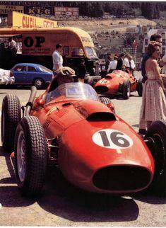 1958 Box Ferrari