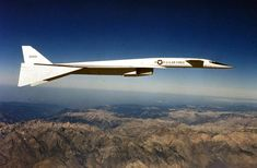 XB-70 Valkyrie gigantic supersonic strategic bomber , - , This is the No... , #Bomber #nuclear #strategic #supersonic