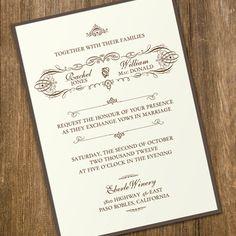 Formal Invitation Templates Chic Bouquet Plum Wedding Invitation Templates O  Invitation .