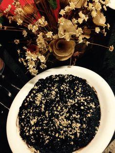 Brownie perfeito - frigideira!!!!!!!!! I love it.. Receitinha fit com espresso!