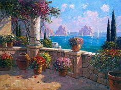 Capri Terraza - Bob Pejman