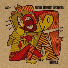 Warsaw Afrobeat Orchestra - Wëndelu (MP3)