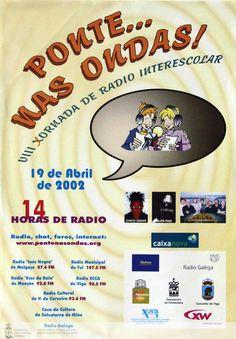 [Concello de Ferrol e Coordenadora de Equipas de Normalización Lingüística de Ferrolterra, 2000] Internet, Nail, Santiago De Compostela, Poster