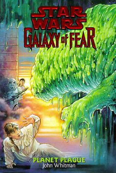 Star Wars Galaxy of Fear City of the Dead French Version Paperback Book 1999