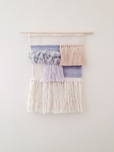 cathrinabroderick:Wall and Woven weaving