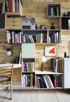 L'appartement de Krista et Jeppe à Copenhague